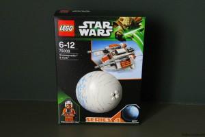 75009 Snowspeeder & Hoth - Box Front