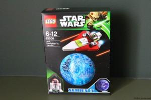 75006 Jedi Starfighter & Kamino - Box Front