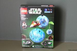 75006 Jedi Starfighter & Kamino - Box Rear