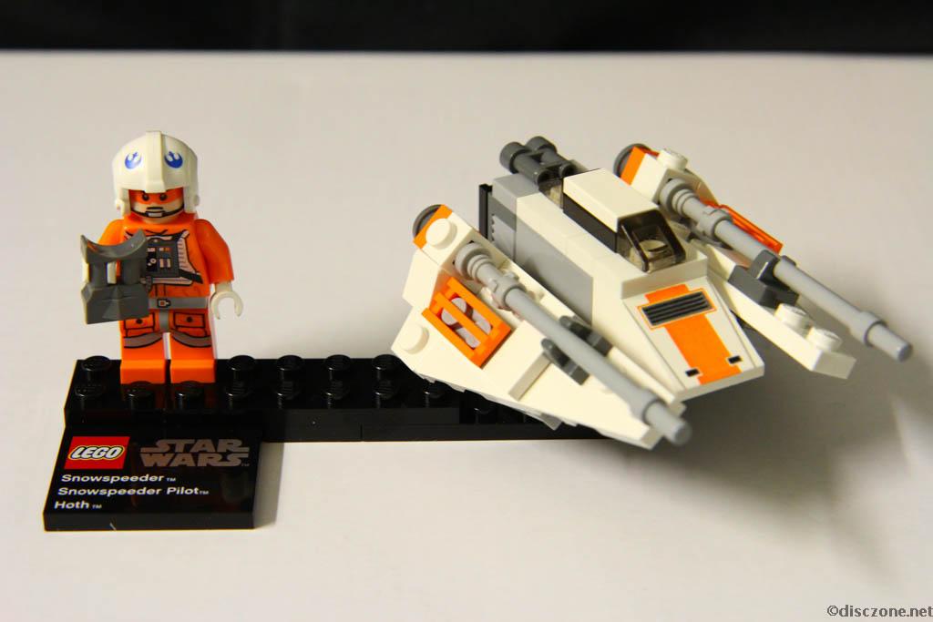 75009 Snowspeeder & Hoth - Completed 1