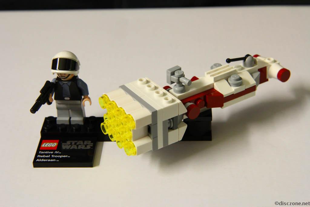 75011 Tantive IV & Alderaan - Completed 1