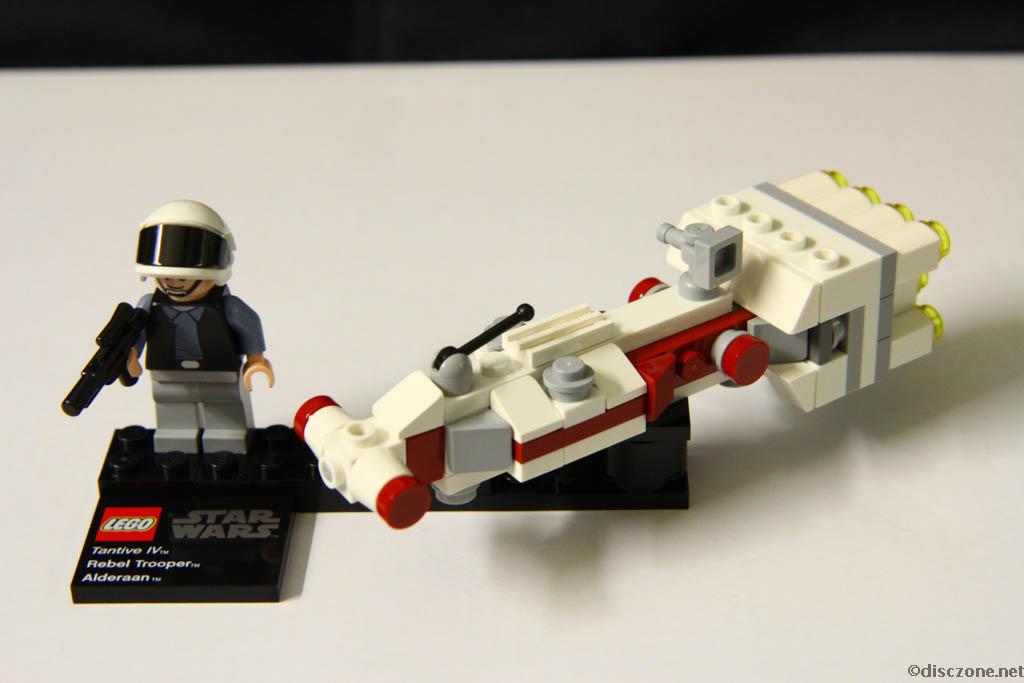 75011 Tantive IV & Alderaan - Completed 2