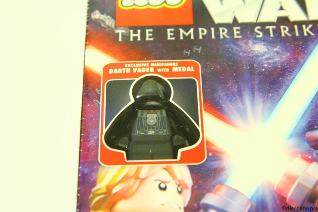 Lego Star Wars DVD - The Empire Strikes Out - Minifigure