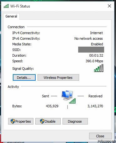 DIR 890 Setup - Speed Test (SmartConnect) 1