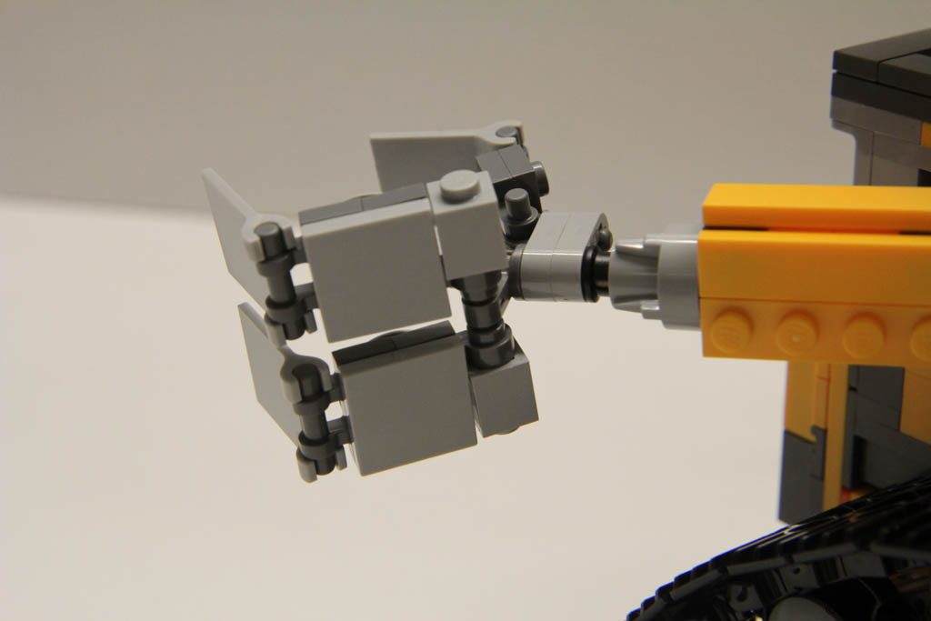 Lego Ideas 21303 Wall-E - Hand Back