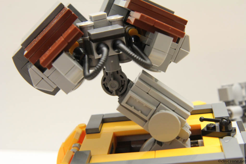 Lego Ideas 21303 Wall-E - Neck 5