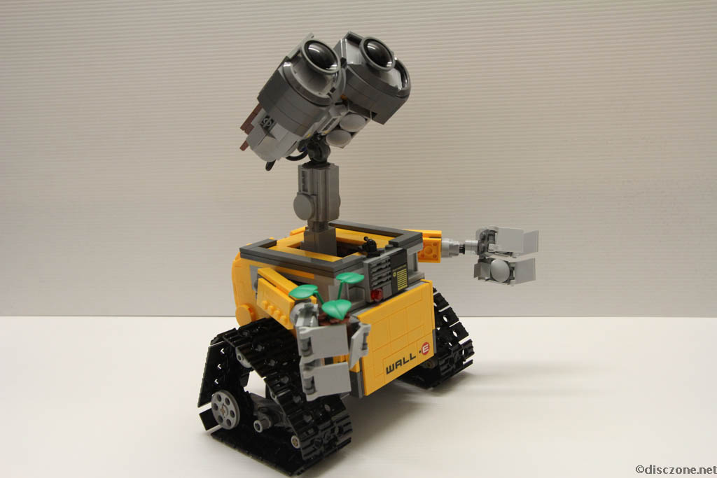 Lego Ideas 21303 Wall-E - Completed 8