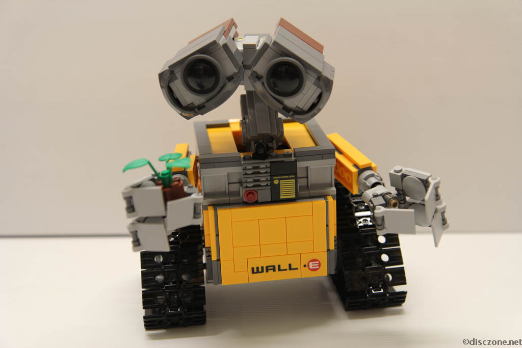 Lego Ideas 21303 Wall-E - Completed 1