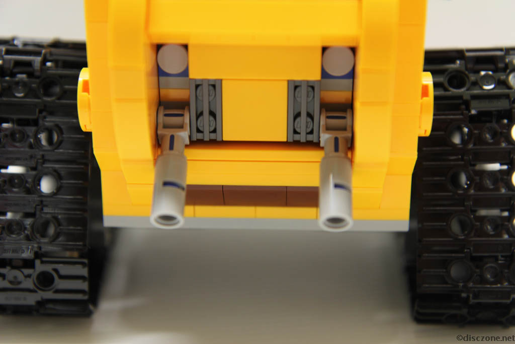 Lego Ideas 21303 Wall-E - Exhausts