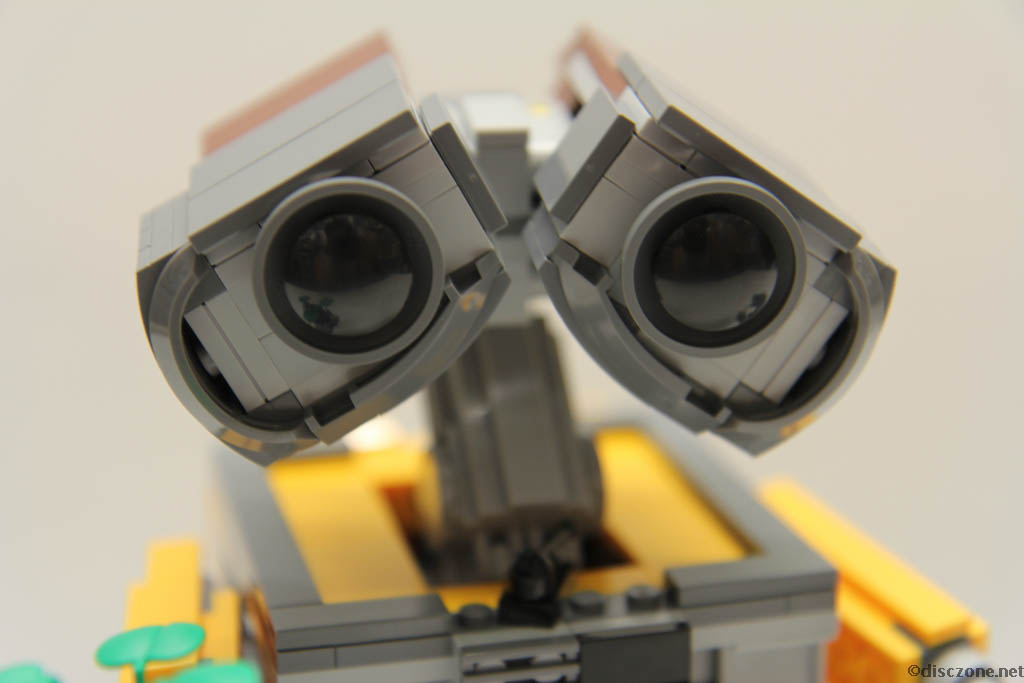 Lego Ideas 21303 Wall-E - Eyes