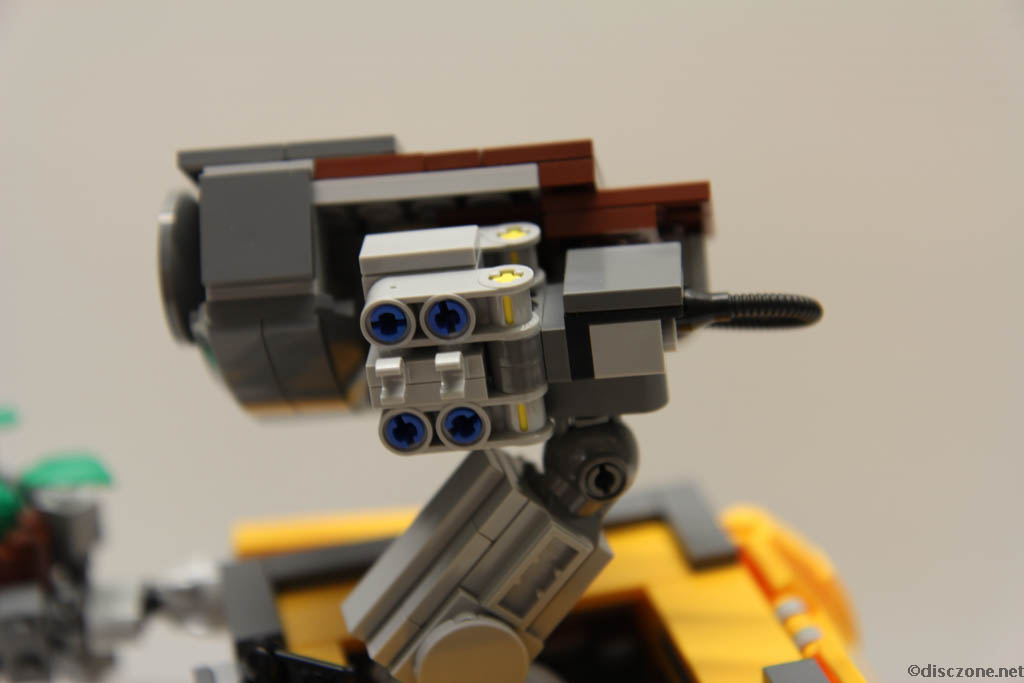 Lego Ideas 21303 Wall-E - Neck 4
