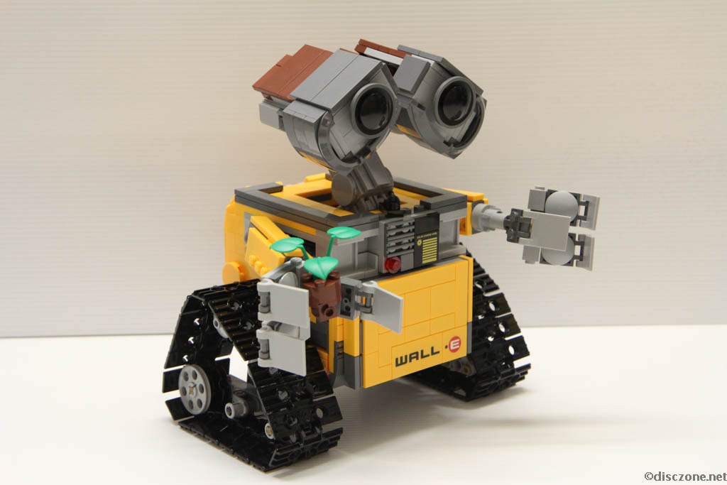 Lego Ideas 21303 Wall-E - Completed 5