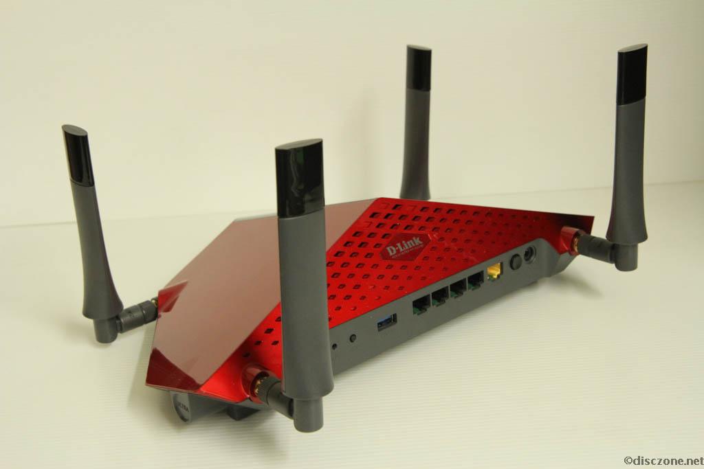 DLink DIR-885L - Router 3
