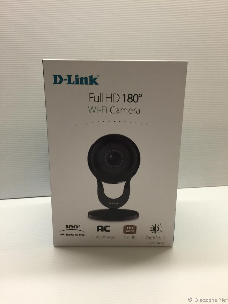 DLink DCS-2630L - Box Front