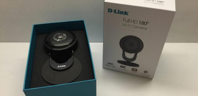DLink DCS-2630L - Box Open