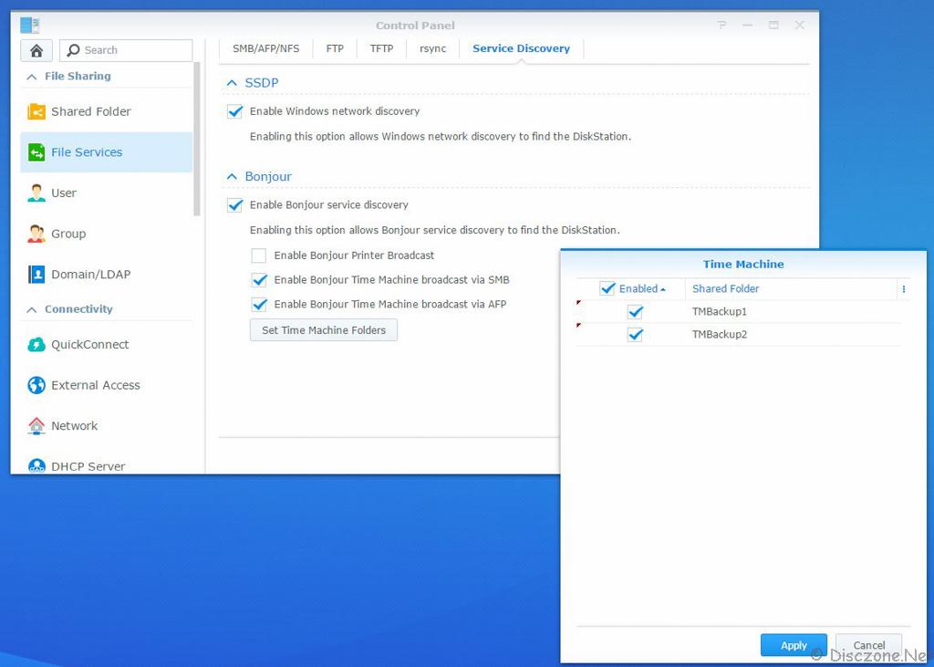 DSM6.1 - File Services 2