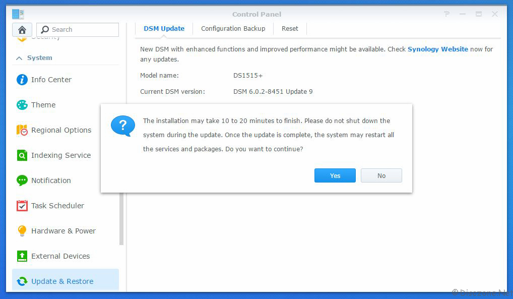 Review of Synology DiskStation Manager 6 1 RC -