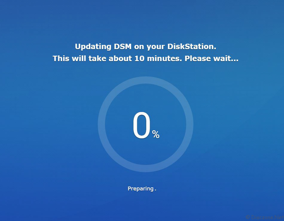 DSM6.1 - Upgrade 4
