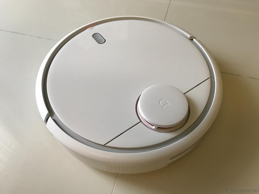 Xiao Mi Vacuum - Body 1