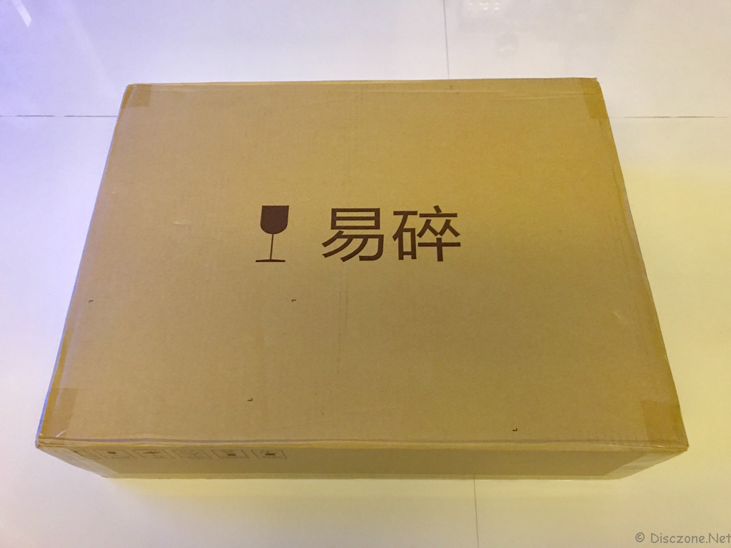 Xiao Mi Vacuum - External Box 1