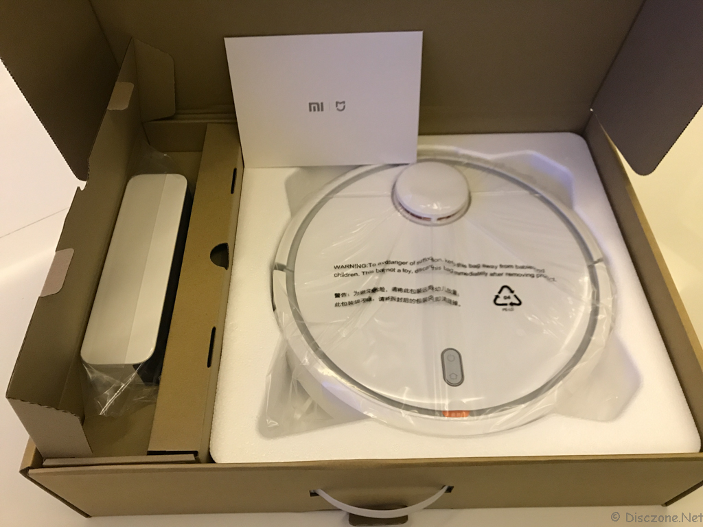 Xiao Mi Vacuum - Internal Box 5