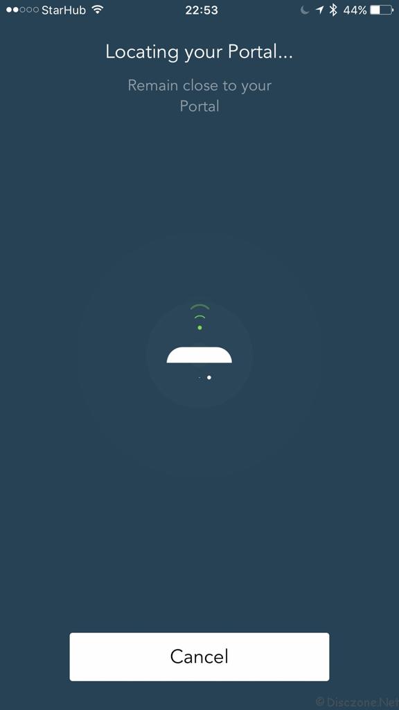 Portal - Mobile App Setup 7