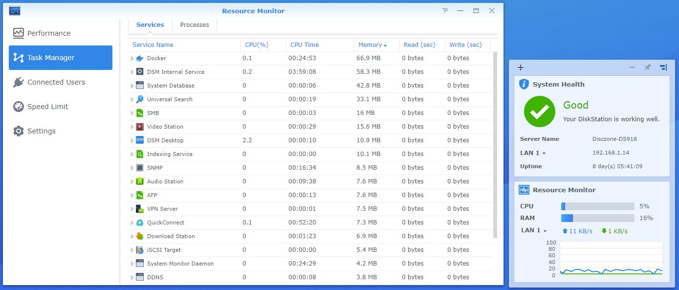 Upgrading Memory on Synology DiskStation DS918+ -