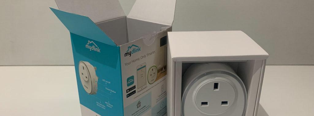 D-Link Wi-Fi Smart Plug DSP-W115