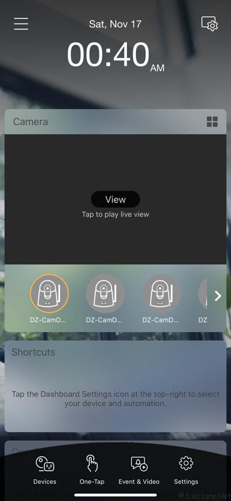 D-Link Wi-Fi Smart Plug DSP-W115 - mydlink App 4