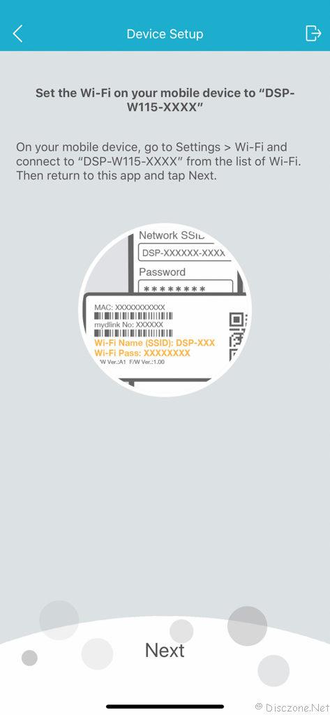 D-Link Wi-Fi Smart Plug DSP-W115 - mydlink App 10