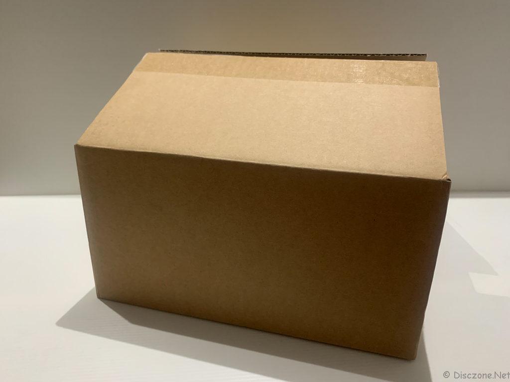 Mac Mini 2018 - Shipment Box