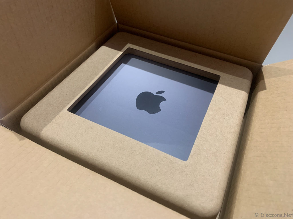 Mac Mini 2018 - Shipment Box Inside 1