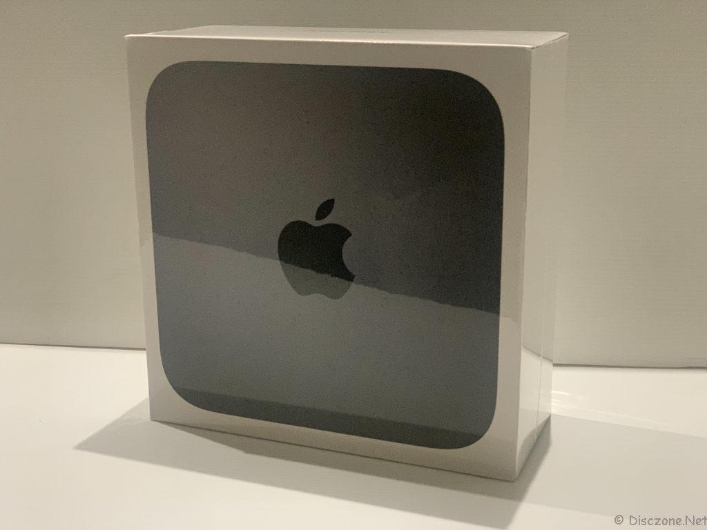 Mac Mini 2018 - Box Front