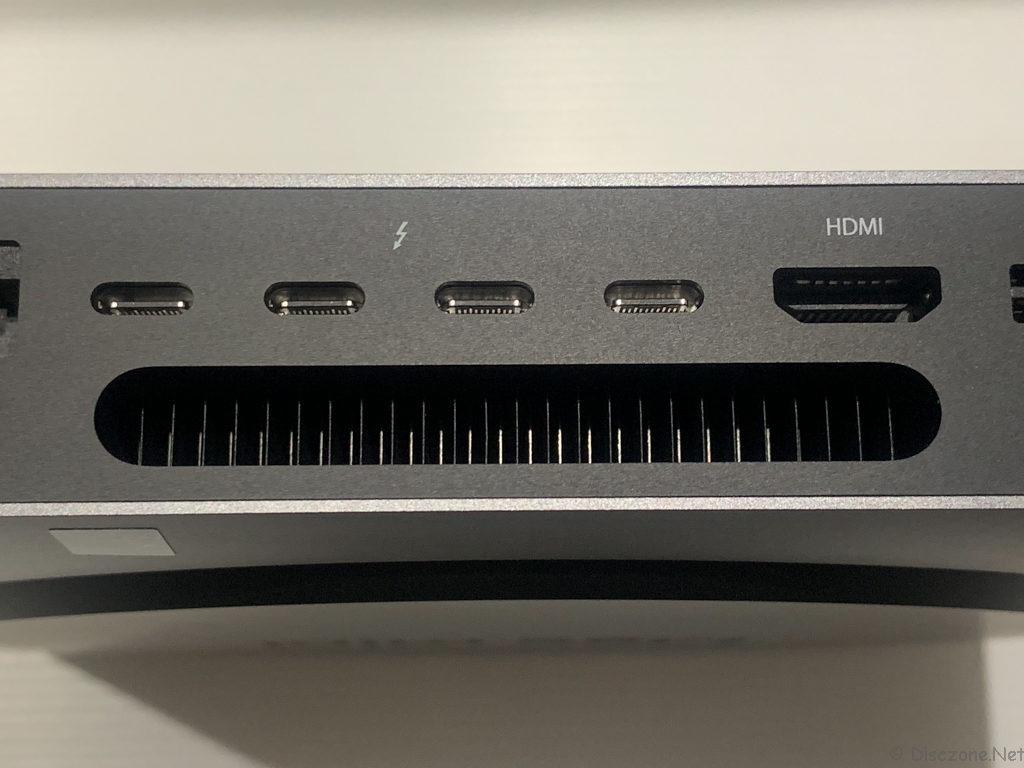 Mac Mini 2018 - Mac Mini Cooling Vents