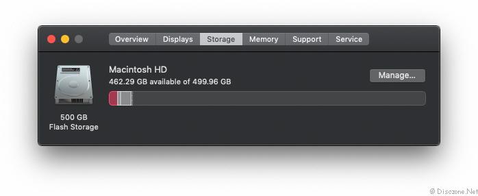 Mac Mini 2018 - Stats 5