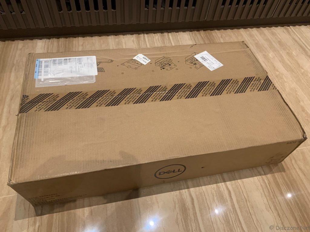 Dell Dual Monitor Stand MDS19 - Box 1