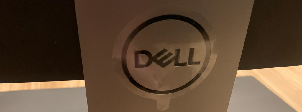 Dell Dual Monitor Stand MDS19 - Stand Logo
