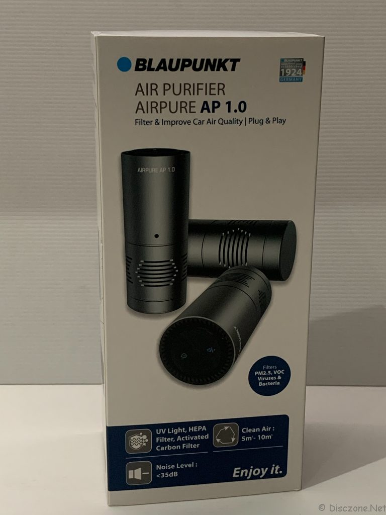 BlaupunkT Air Purifier AirPure AP1.0 - Box 1