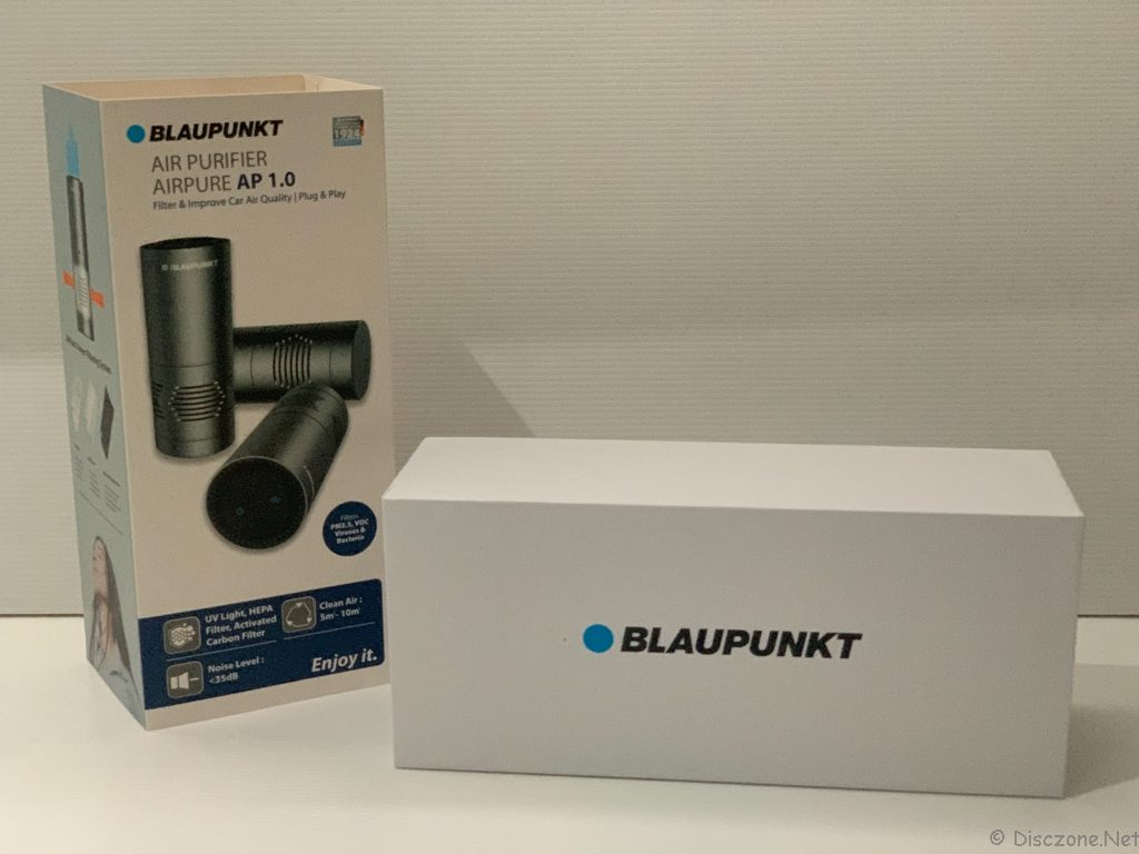 BlaupunkT Air Purifier AirPure AP1.0 - Box 5