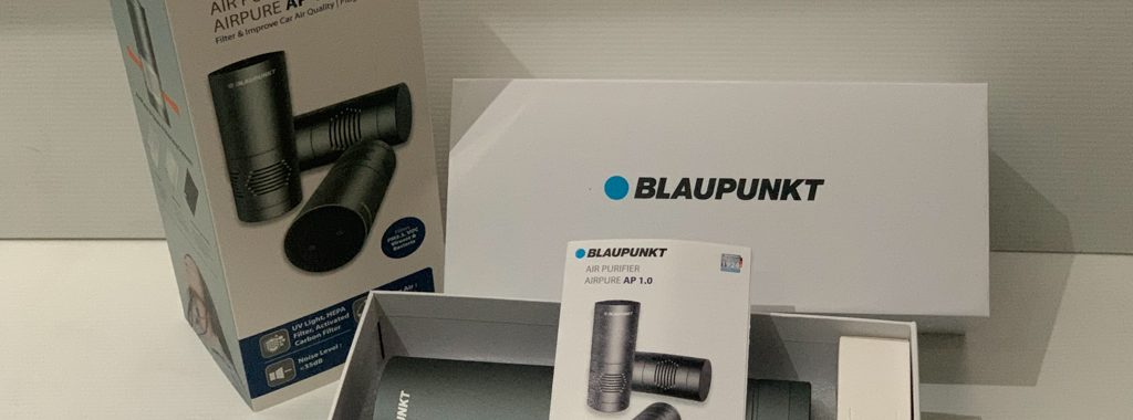 BlaupunkT Air Purifier AirPure AP1.0 - Box Open
