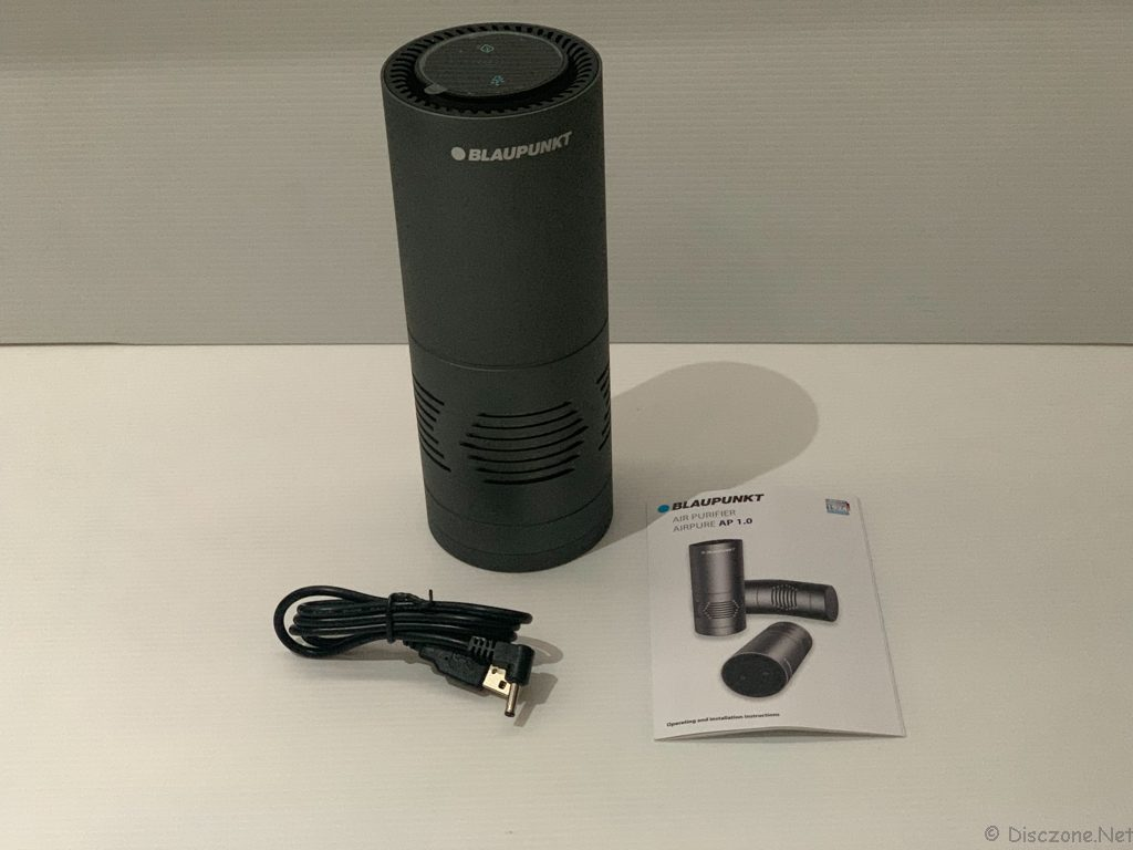 BlaupunkT Air Purifier AirPure AP1.0 - Contents