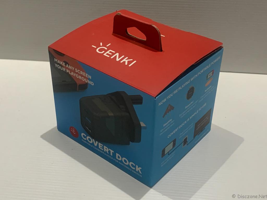 GENKI Covert Dock - Box View 6