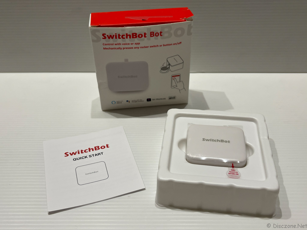 Review of SwitchBot Products - SwitchBot Bots Contents