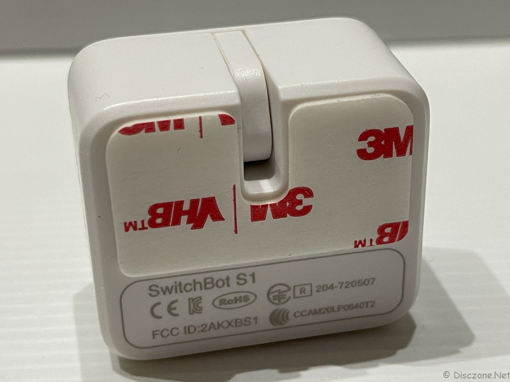 Review of SwitchBot Products - SwitchBot Bot Rear