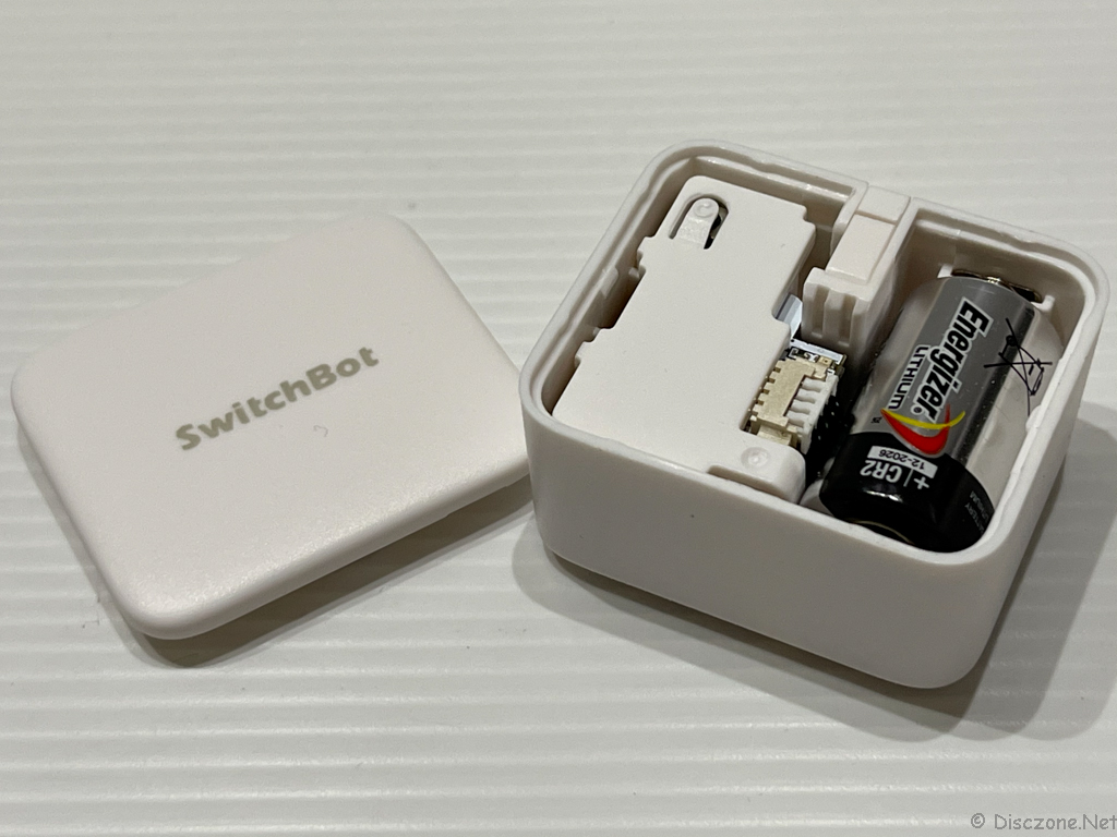 Review of SwitchBot Products - SwitchBot Bot Inside