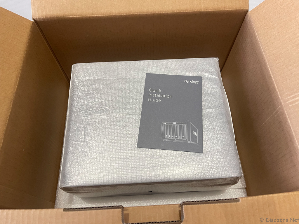 Synology DS1621+ : Box 6